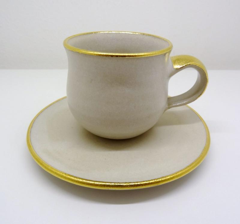 Espressotasse mit Teller
